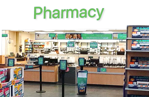 Supermarkets & Pharmacies